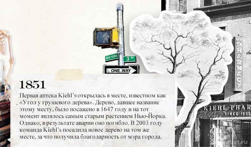 Бутик косметики Kiehl`s на улице Новый Арбат Изображение 8